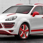 Vantage 2 Red Dragon, aneb Porsche Cayenne od TopCar