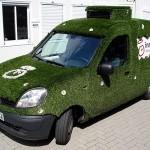 Zelená auta