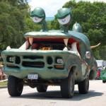 Zábavné auta (30 fotek)