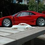 Precizní Miniatura Ferrari F40