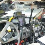 Šílenec do rádia a GPS