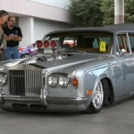 Rolls Royce Silver Shadow v tuningu