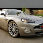 Aston Martin Vanquish pro James bond 007