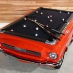 Ford Mustang kulečník