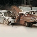 Crash Test: 1959 Chevrolet Bel Air VS. 2009 Chevrolet Malibu
