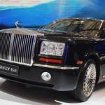 Rolls Royce čínský nebo anglický ?