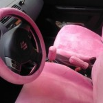 Hello kitty car, aneb růžové neni nikdy dost