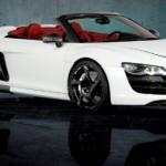 Audi R8 Spyder od Mansory