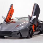 Lee Noble pomáhá oživit Arrinera supercar, aneb polské Lamborghini