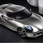 Alfa Romeo 4C míří do Frankfurtu znovu jako koncept