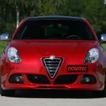 Alfa Romeo Giulietta a úpravy od Novitecu