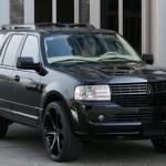 Anderson Germany představili černočerný Lincoln Navigator
