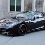 Anderson Germany vyšperkoval Ferrari 599 GTB Fiorano