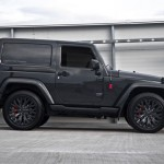 Armádní Jeep Wrangler od Project Kahn