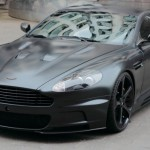 Aston Martin DBS Platinum Grey Edition od Anderson Germany