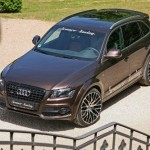 Audi Q5 2.0 TDI dostala od Senneru větší výkon a styl