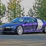 Audi R8 od B&B Automobiletechnik má výkon 610 koní