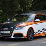 Audi RS3 Sportback s výkonem 470 koní od MTM