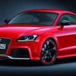 Audi TT RS Plus: nejsilnější TT
