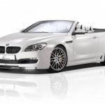 BMW 650i Cabriolet jako CLR 600 GT od Lumma Design