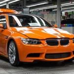 Nedávno z výrobní linky sjelo poslední BMW M3 Coupe