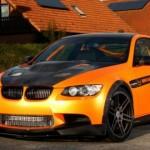 BMW M3 jako MH3 V8 RS Clubsport prožene všechny supersporty