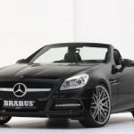 Brabus zveřejnil úpravy pro Mercedes-Benz SLK R172