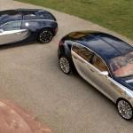 Bugatti Galibier bude k dostání nejdříve v roce 2014