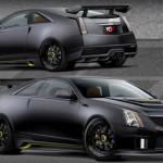 Cadillac CTS-V Coupe Le Monstre s monstrózním výkonem 1001 koní