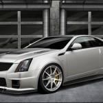 Cadillac CTS-V Coupe a 1000 koní od Hennessey