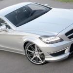 Carlsson CK63 RS: vyladěný Mercedes-Benz CLS63 AMG