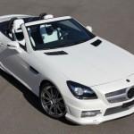 Carlsson vyladil Mercedes-Benz SLK