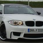 TVW Car Design postavili BMW 1 s maximálkou přes 300 km/h