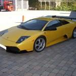 DMC a jejich úpravy pro Lamborghini Murcielago SV Edition