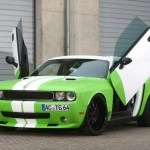 Dodge Challenger SRT8 dostal 600 koní od CCG Automotive