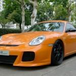 Duke Dynamics dodali nový vzhed pro Porsche Cayman S