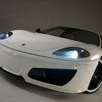 Fenice Milano omladili starší Ferrari 360 Modena