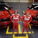 Fernando Alonso a Felipe Massa dostali nové hračky