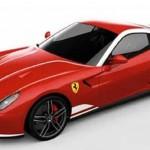 Ferrari 599 GTB 60F1 oslavuje 60 let výher v F1