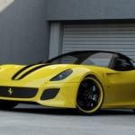 Ferrari 599 GTO s výkonem 715 koní od Wheelsandmore