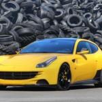 Ferrari FF od Novitec Rosso má výkon 702 koní