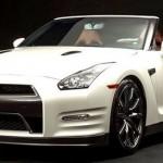 Nissan GT-R ve verzi kabriolet