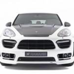 Porsche Cayenne Guardian Evo od Hamann Motorsport