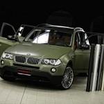 Italské BMW X3 od Romeo Ferraris
