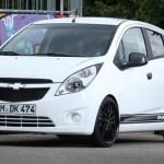 KBR Motorsport lehce vylepšili Chevrolet Spark