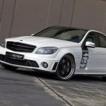 Kicherer uvedl Mercedes-Benz C63 AMG White Edition