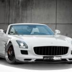 Kicherer vyšperkoval Mercedes SLS AMG Roadster