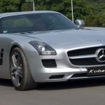 Kubatech dodal Mercedesu SLS AMG větší výkon