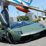 LB-R Zero Fighter Lamborghini Murcielago od Liberty Walk Performance