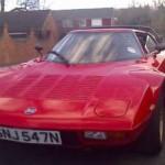 Replika: Lancia Stratos s motorem Ferrari